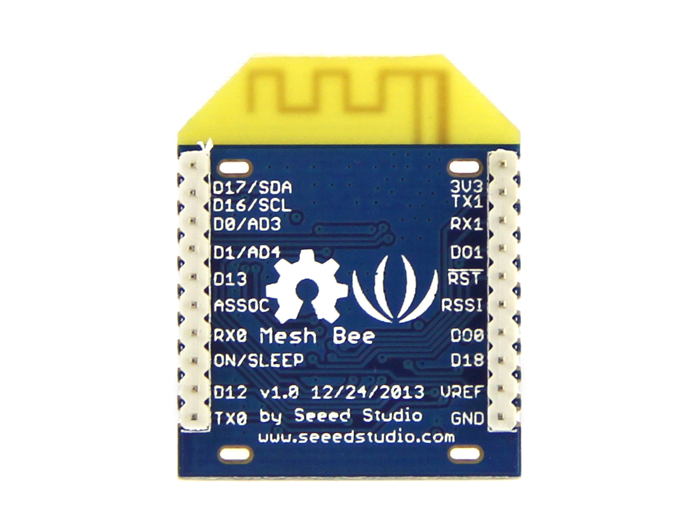 Mesh Bee - Open Source Zigbee Pro Module with MCU (JN5168)