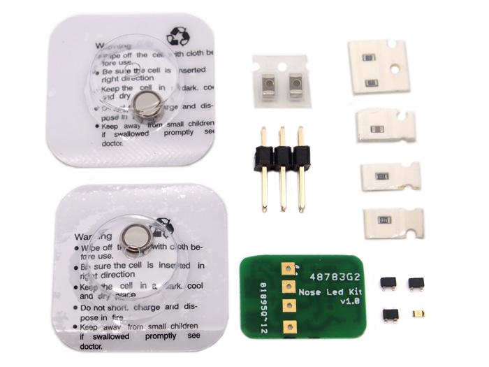 Nose LED Kit
