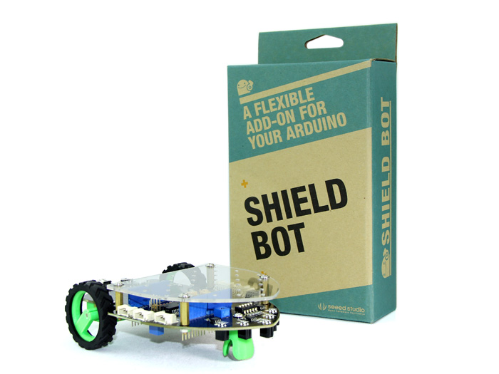 Shield Bot