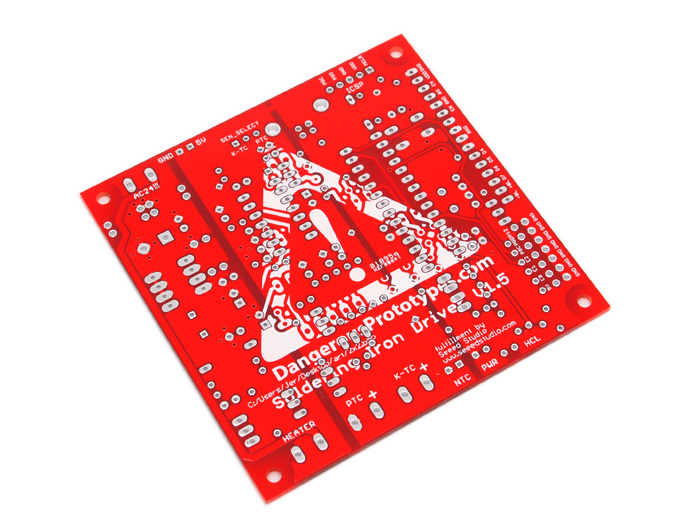 Open Soldering Station PCB