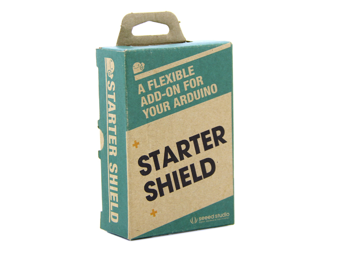 Starter Shield EN(Tick Tock shield)