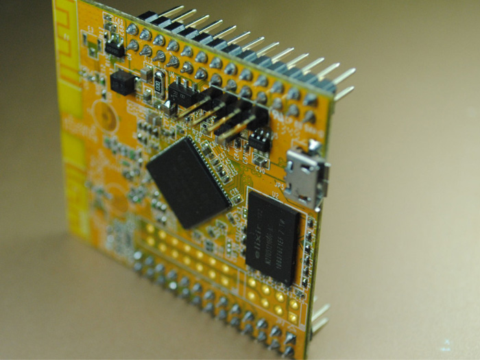 WRTnode - Open Source and Mini OpenWRT Dev Board