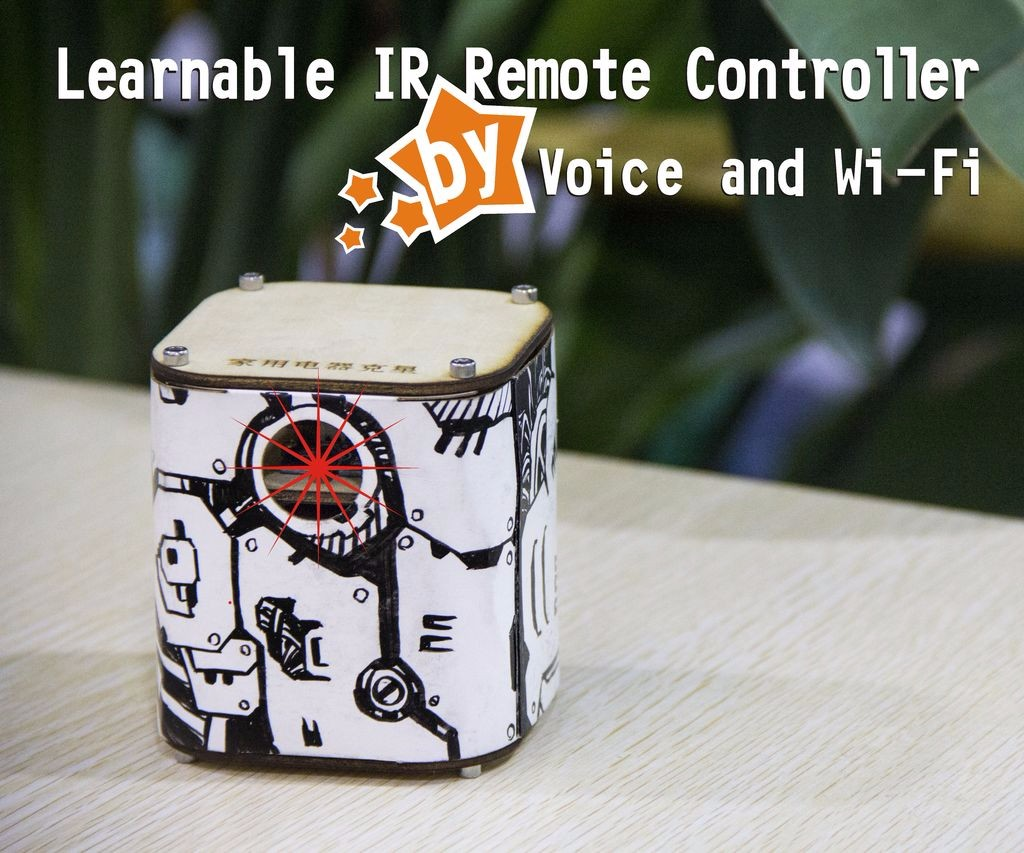 Make a Voice-Control IR Remote Controller by Arduino