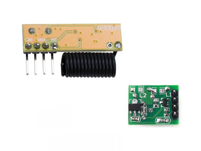 433Mhz RF link kit