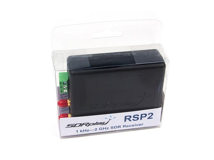 SDRPlay Radio Spectrum Processor 2