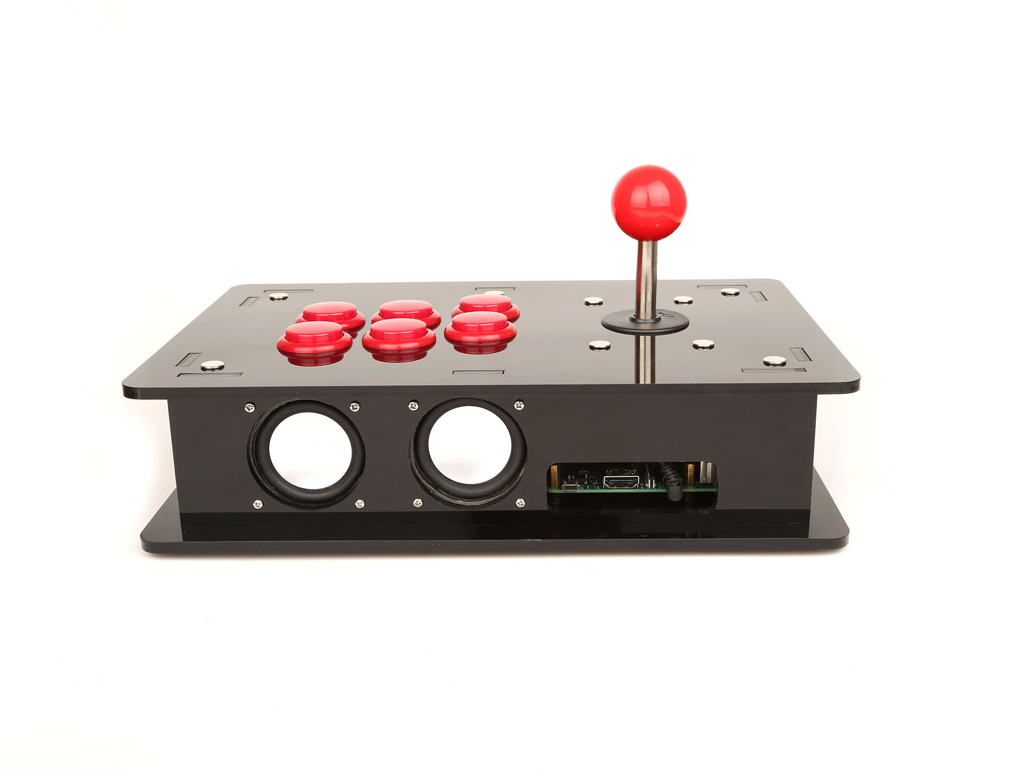 Raspberry Pi Acrylic DIY Retro Game Arcade Kit