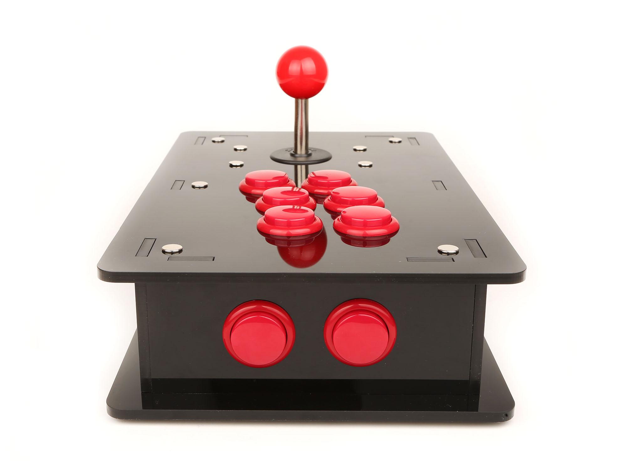 Raspberry Pi Acrylic DIY Retro Game Arcade Kit