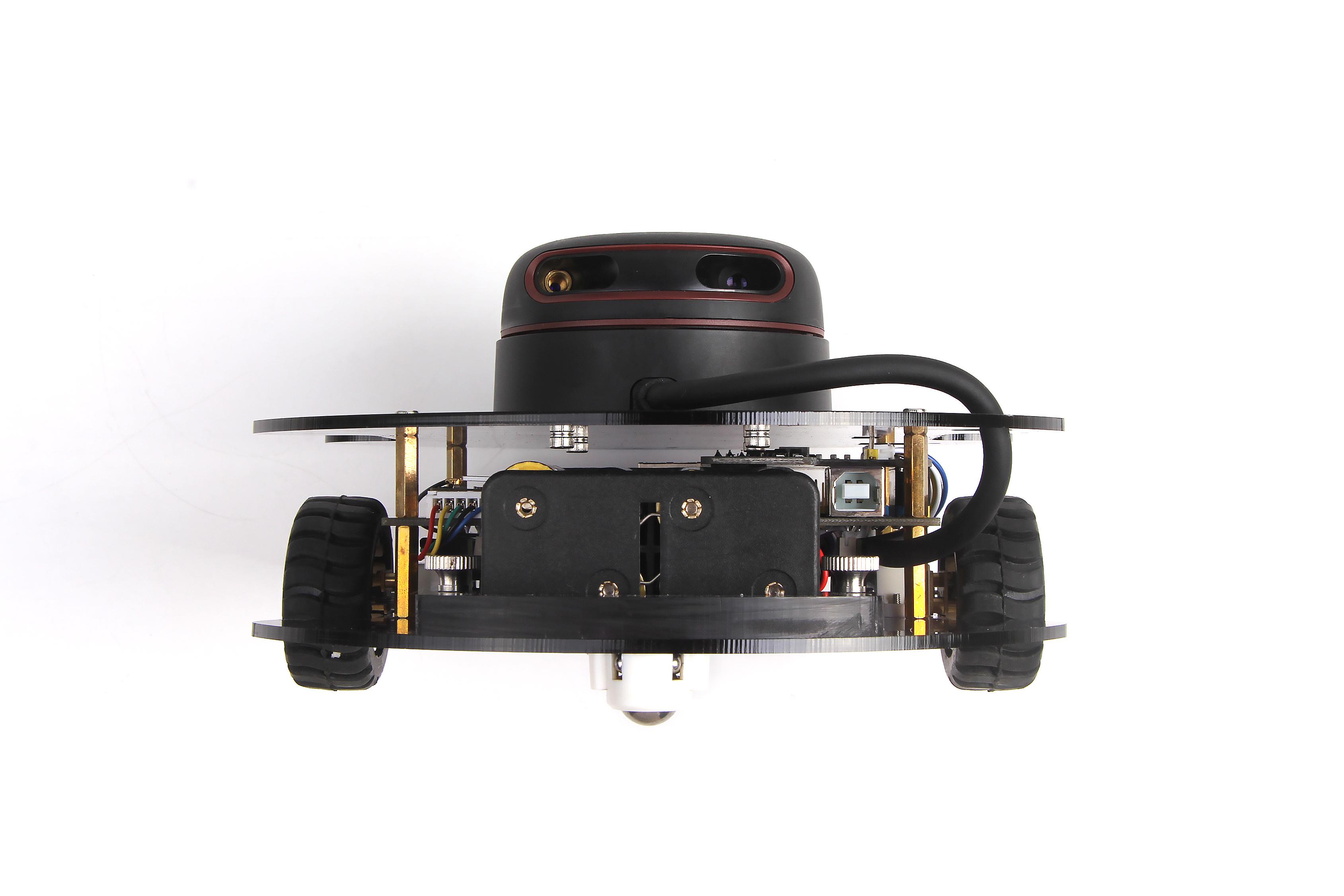 SDP Mini RPlidar Experimental Platform