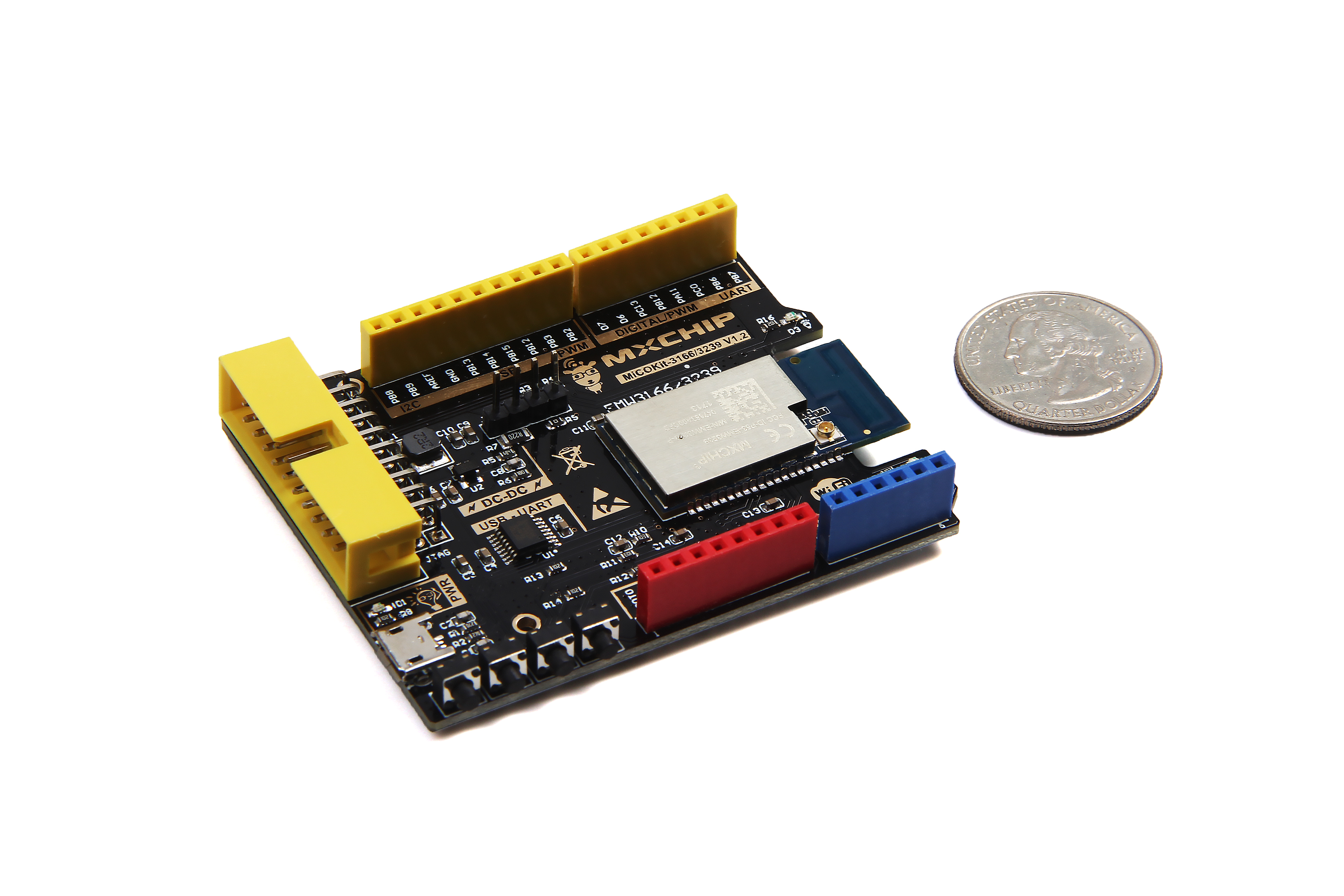 MiCOKit-3239 Development Board
