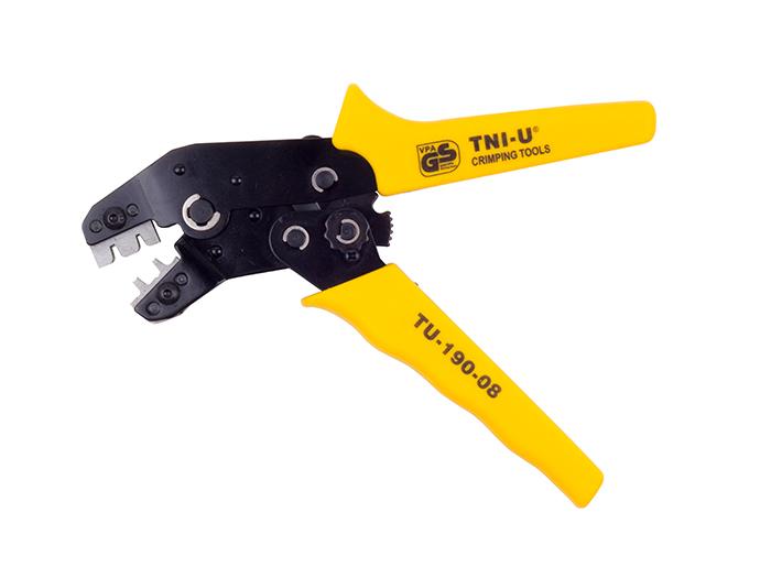 Ratcheting Crimper Pliers