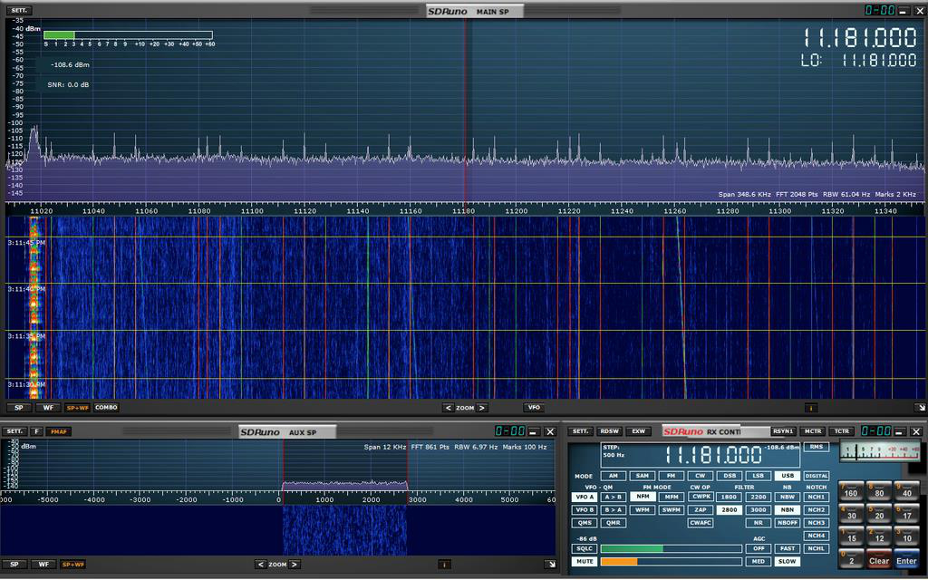A Review of the SDRplay RSP2 by The Utility DXers Forum