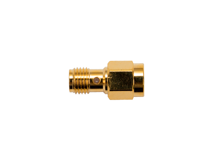SMA Push-ON Male/Female adapter