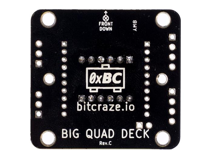Crazyflie 2.0 - BigQuad Deck