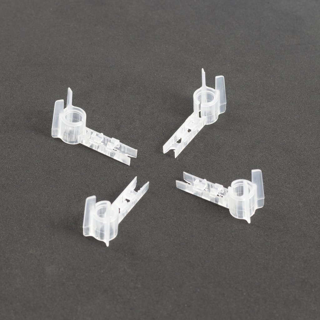 Crazyflie 2.0: 4 x spare 7 mm motor mounts