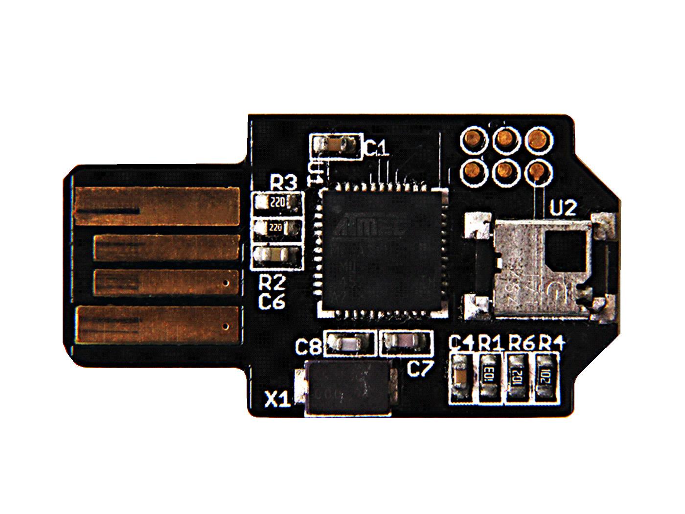 IRduino - Arduino compatible USB IR Receiver
