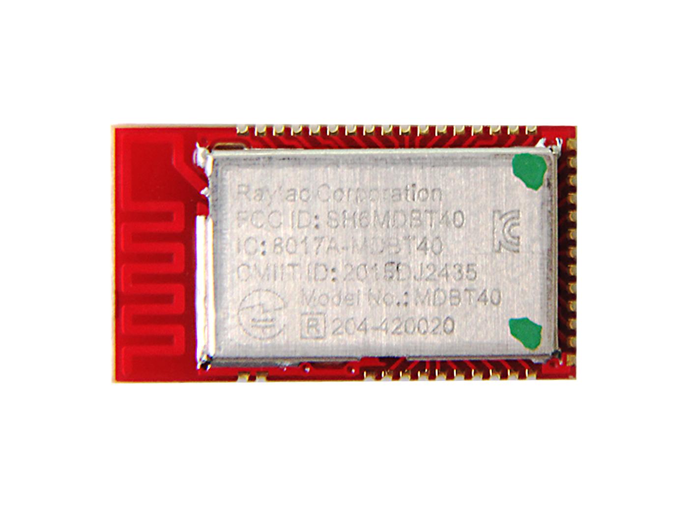 MDBT40-ANT-P256V3 nRF51422 based BLE Module