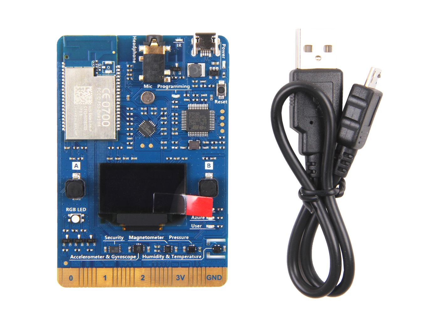 AZ3166 IOT Developer Kit