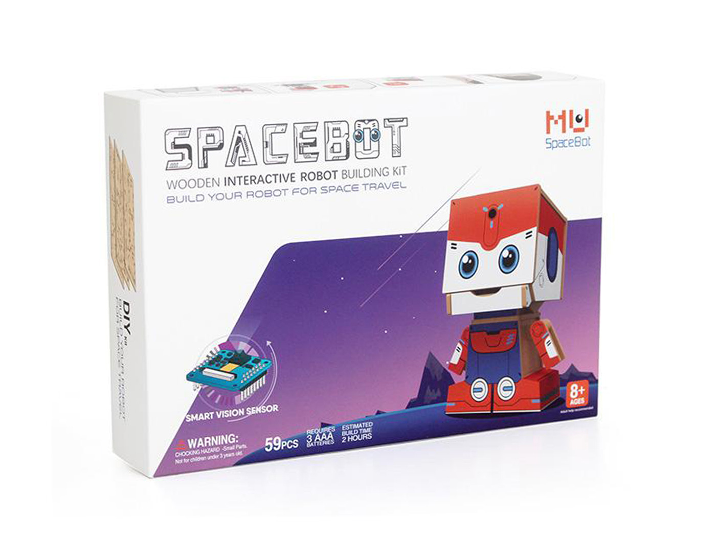 MU SpaceBot – Makey Version