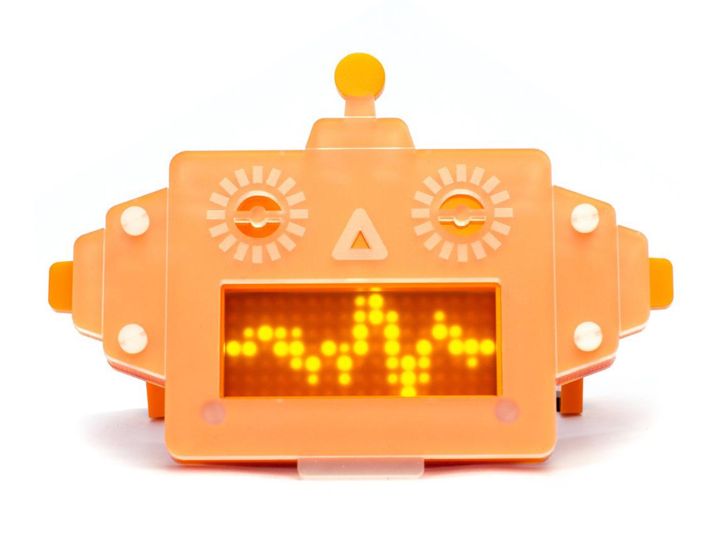 Pimoroni Scroll Bot - Pi Zero W Project Kit, scroll the news,wea