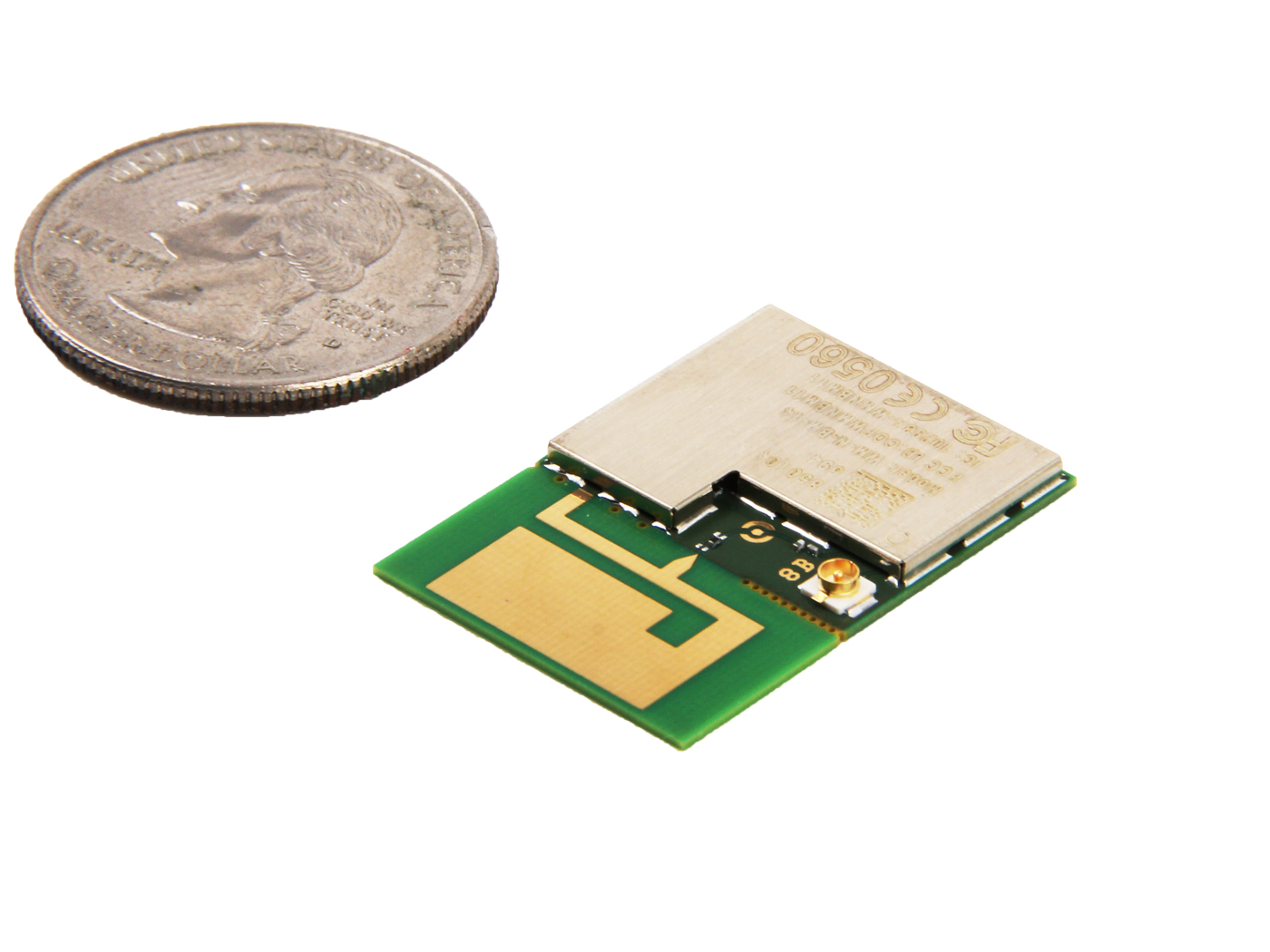 P1 - Particle Wi-Fi Module with Antenna
