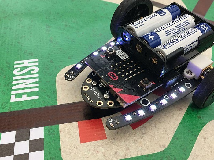 Bit:Bot - Robot Kit for Micro:Bit
