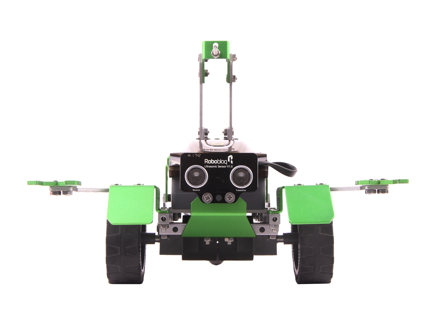 Robobloq Qoopers 6-in-1 Transformable Robot Kit,Arduino Coding & Graphical Programming, STEM Toy, Lego Compatibility