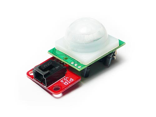Electronic brick - PIR motion sensor(digital)