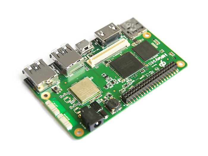 HiKey 960 Development Board - 4GB RAM Version