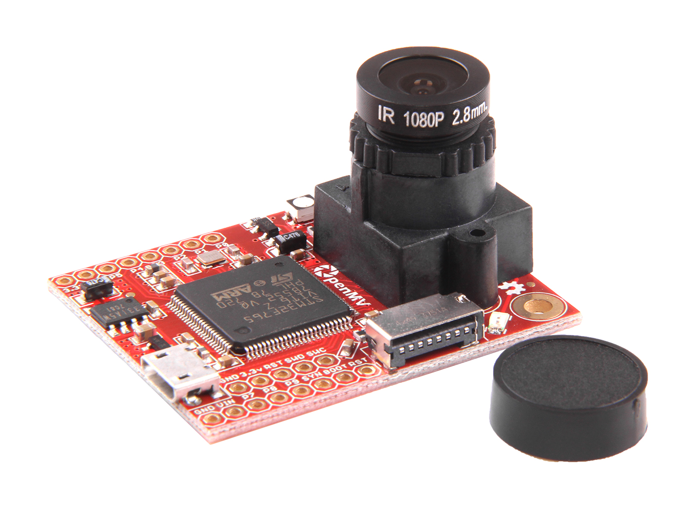 Openmv Cam M7 Machine Vision Seeed Studio Infrared Receiver Circuit Group Picture Image By Tag