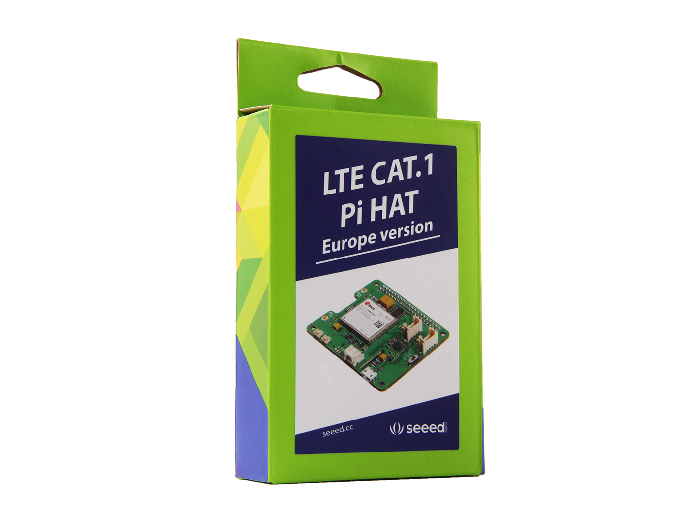 LTE Cat 1 Pi HAT (Europe)