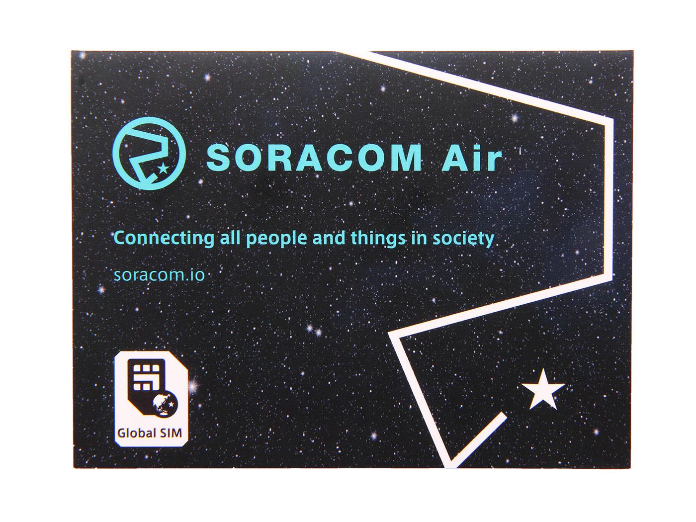 SORACOM Air SIM Card