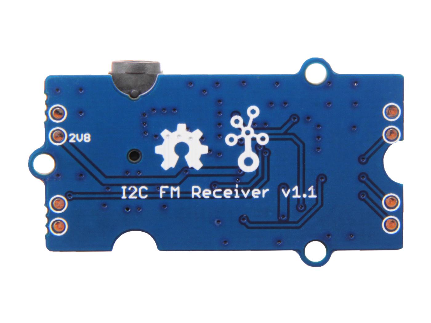Grove - I2C FM Receiver v1.1