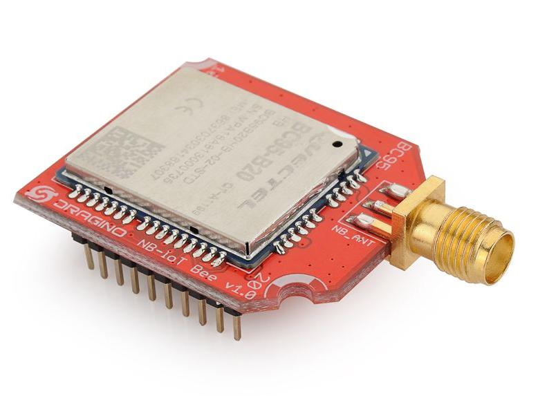 Dragino NB-IoT Shield-B8