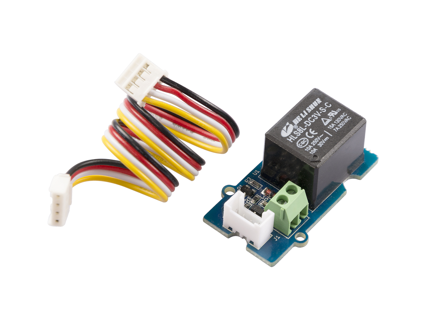 Grove Relay Actuator Seeed Studio Wiring Up A 24v
