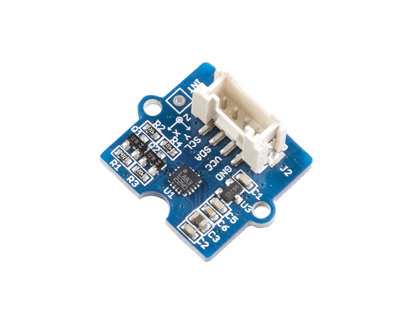 Gps Seeed Studio Module Pcba Pcb Assembly Circuit Board Grove 3 Axis Digital Compass