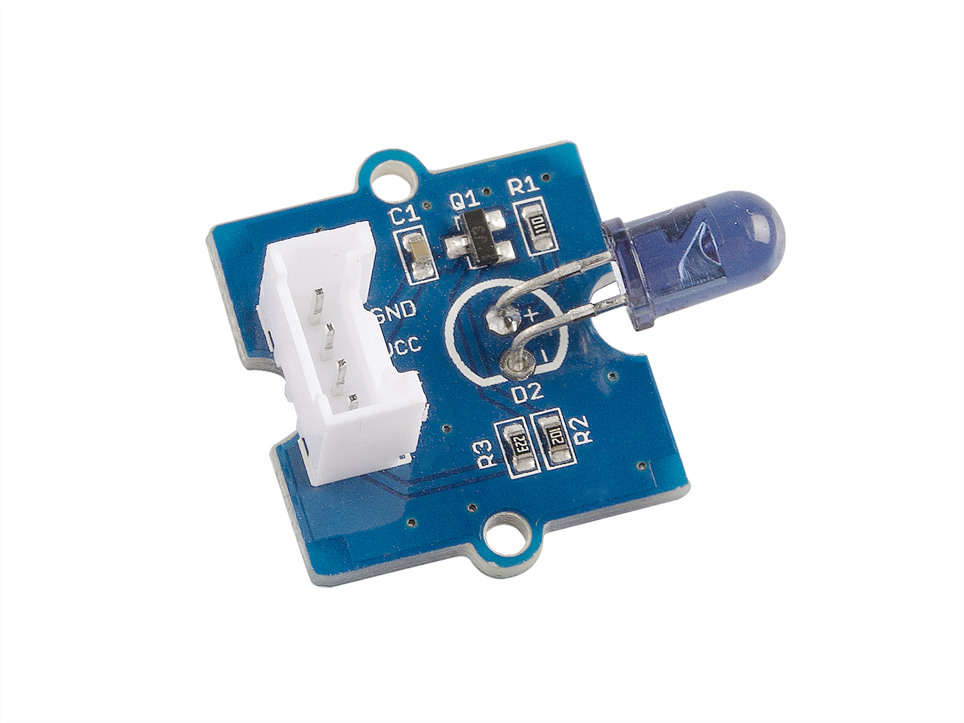 Grove Infrared Emitter Communication Seeed Studio Remote Control Transmitter Integrated Circuit