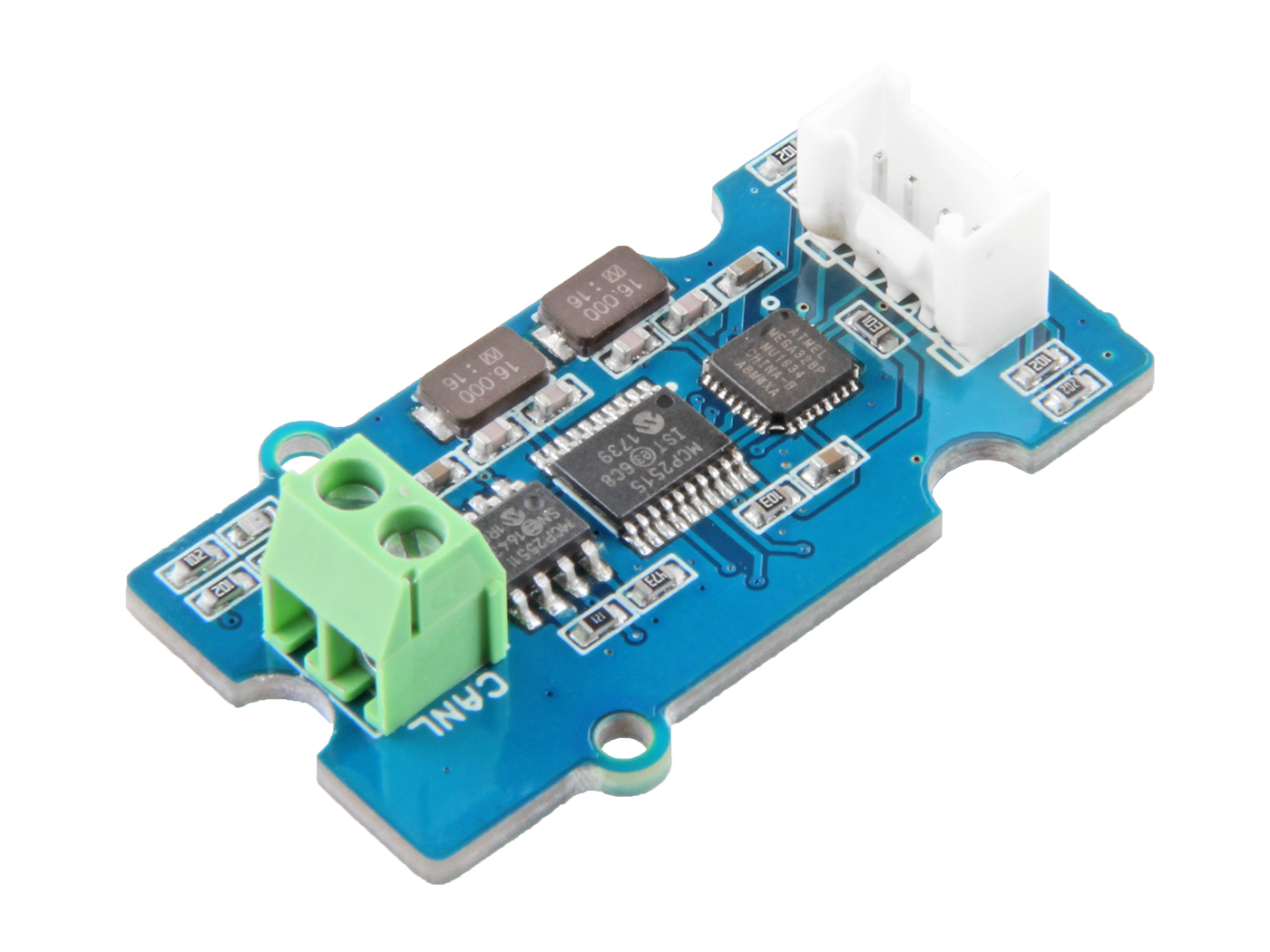 Serial CAN-Bus Module based on MCP2551 and MCP2515 - Electrical