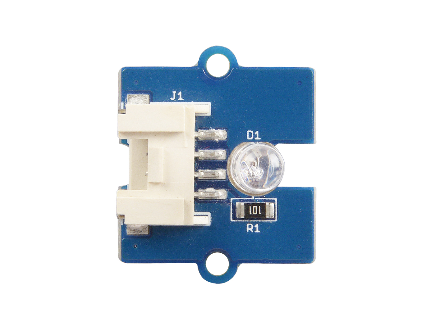 Grove - Multi Color Flash LED (5mm)
