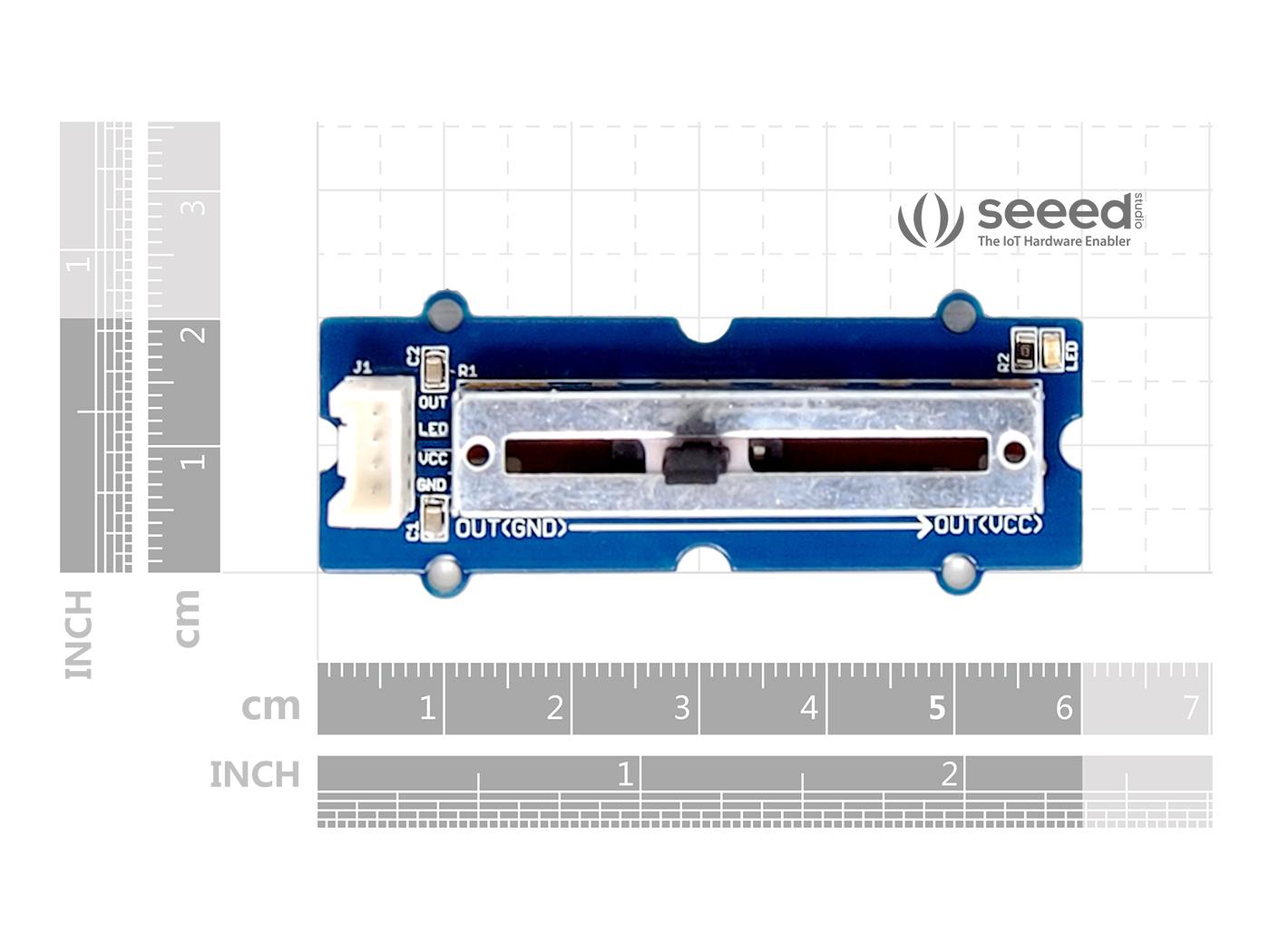 Grove - Slide Potentiometer