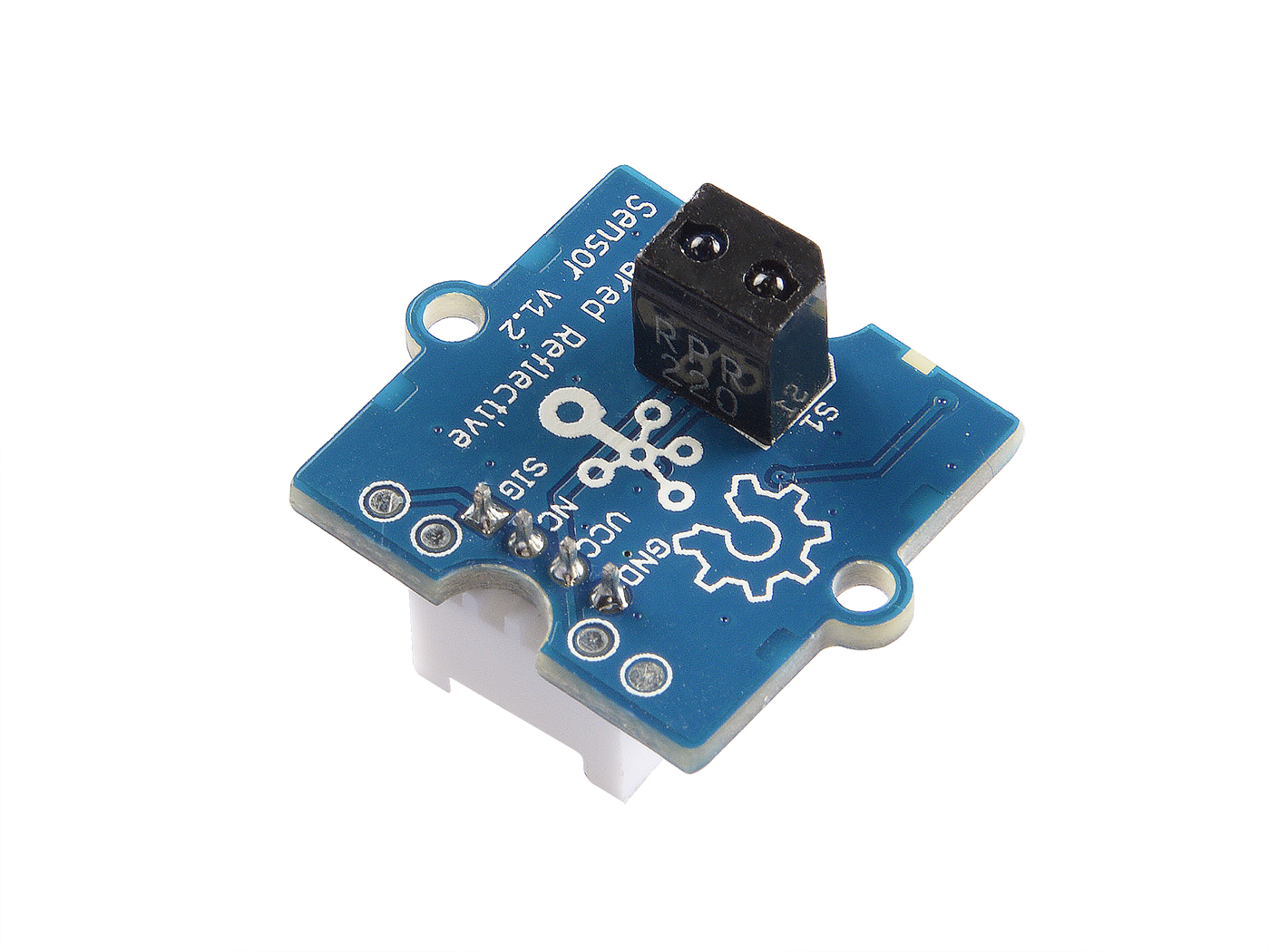 Grove Infrared Emitter Communication Seeed Studio Remote Control Transmitter Integrated Circuit Reflective Sensor V12