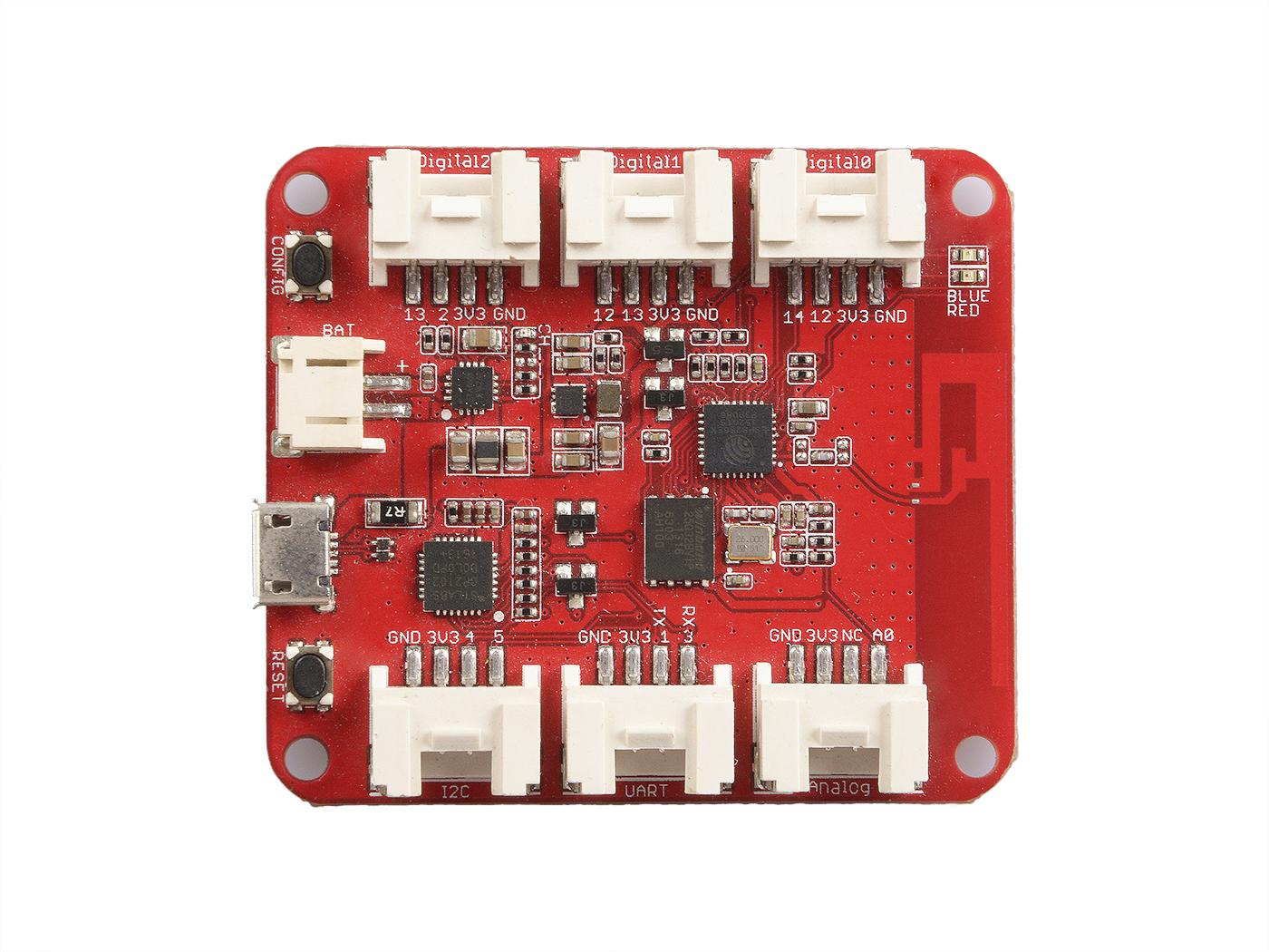 Wio Link Iot Seeed Studio Battery Eliminator Circuit Board Perspex Mounting Plate Us