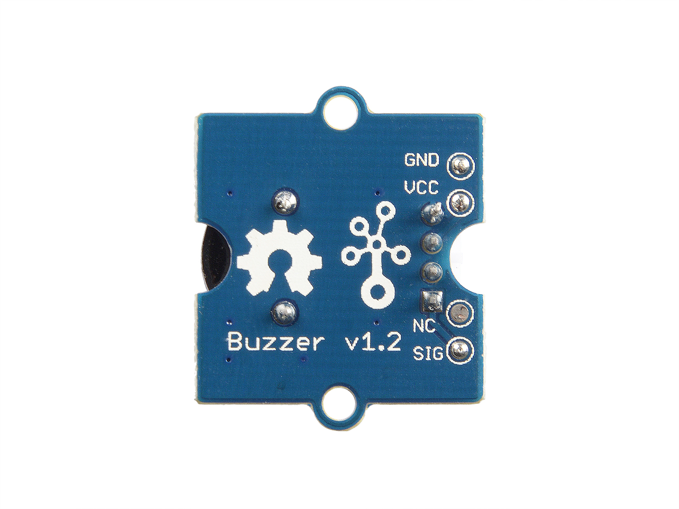 Grove Buzzer Actuator Seeed Studio Simple Interface Circuit Diagram