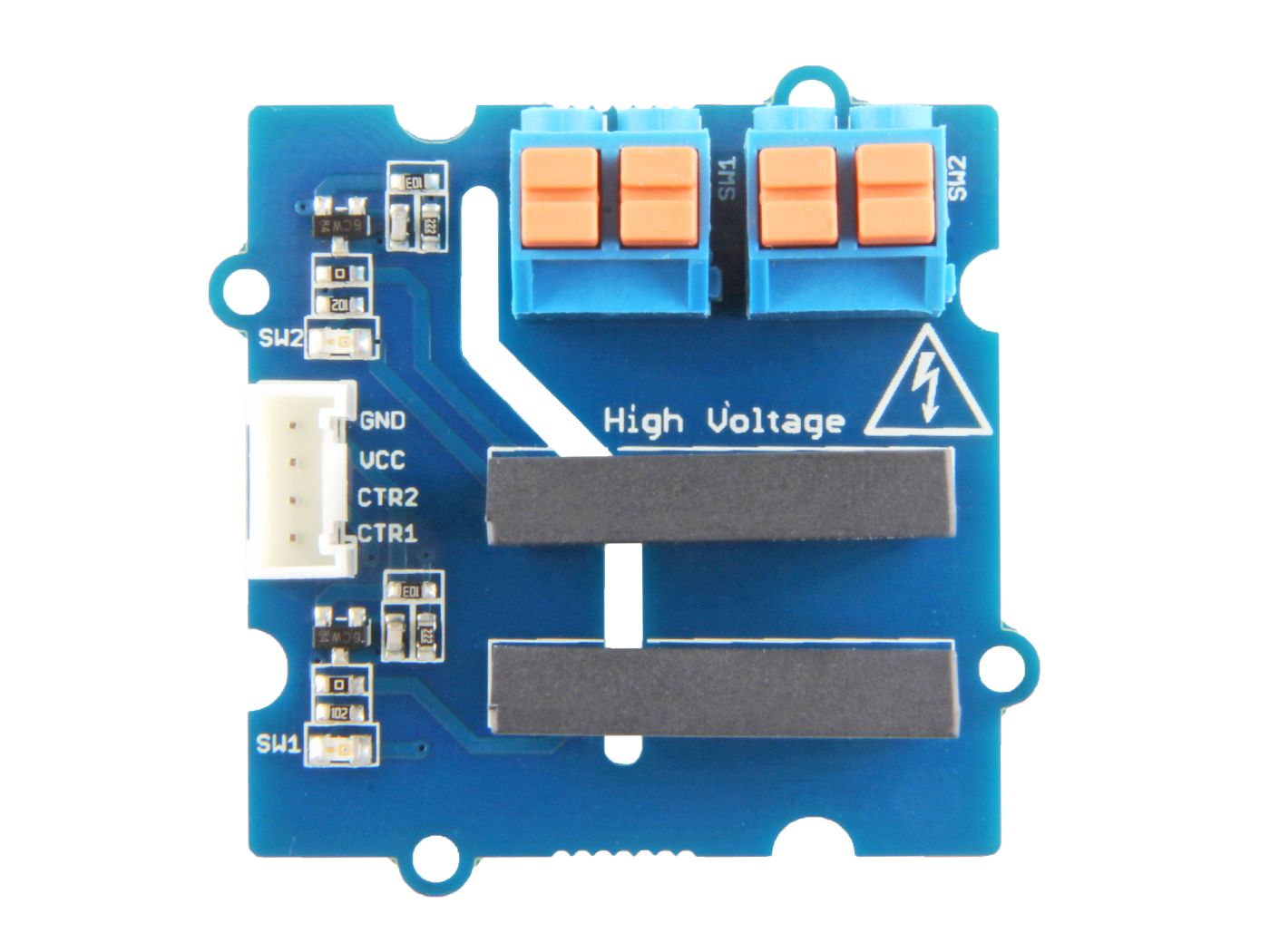 Grove 2 Channel Solid State Relay Use Relays To Control Highvoltage Circuits With An Arduino