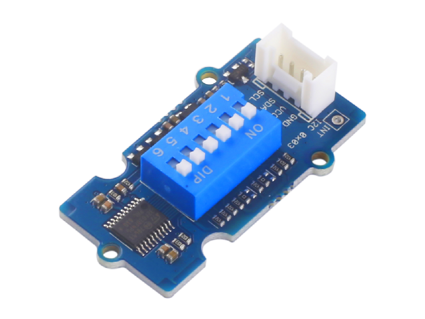Grove - 6-Position DIP Switch