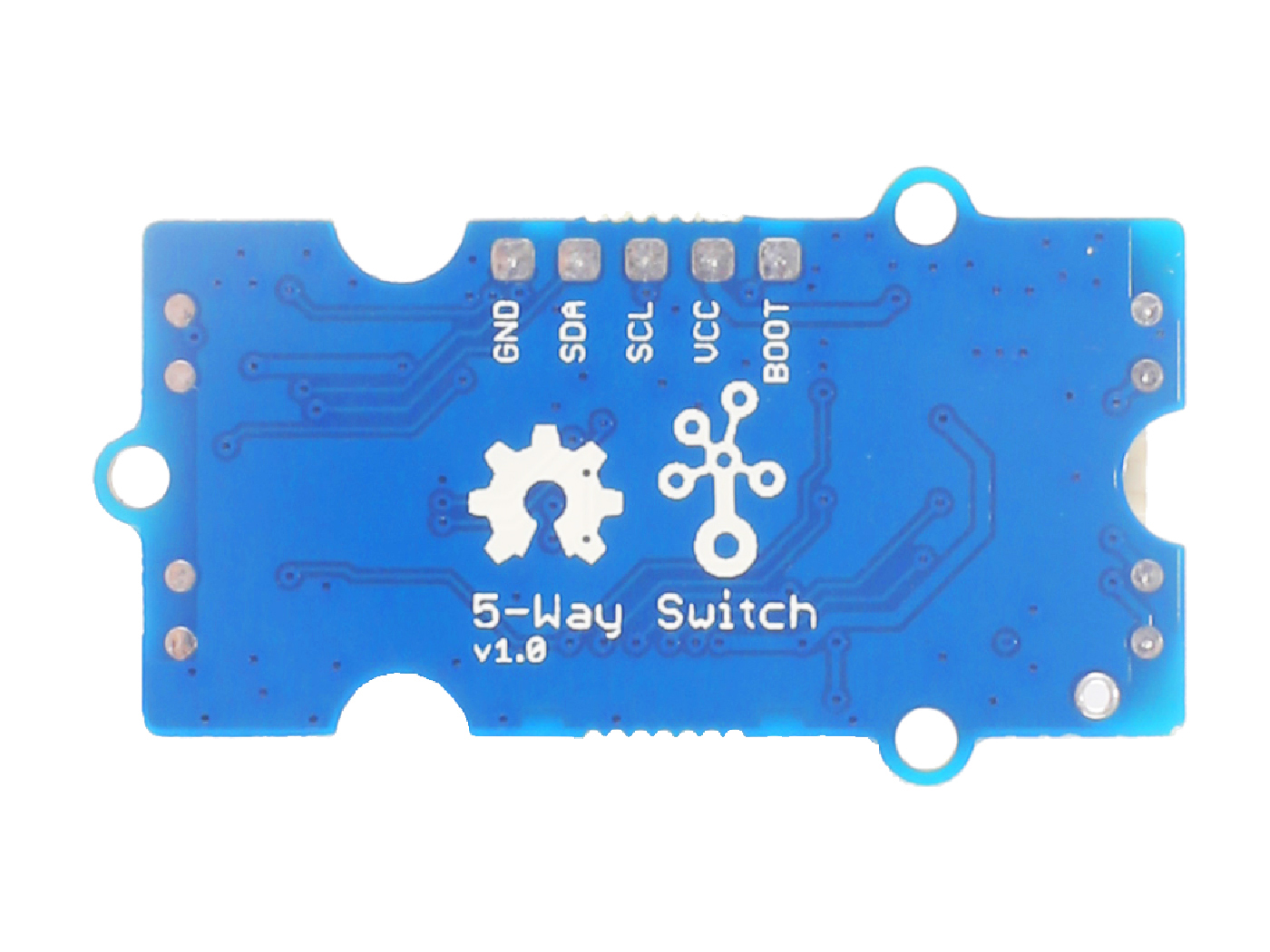 Grove - 5-Way Switch
