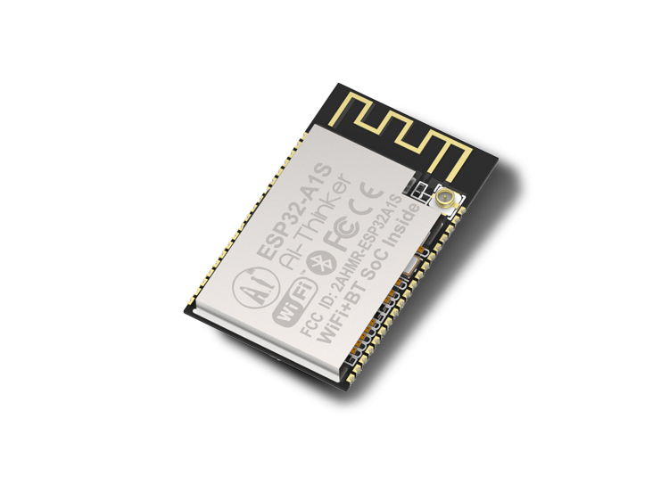 ESP32-A1S Wi-Fi+BT SoC Audio Module (IPEX block output