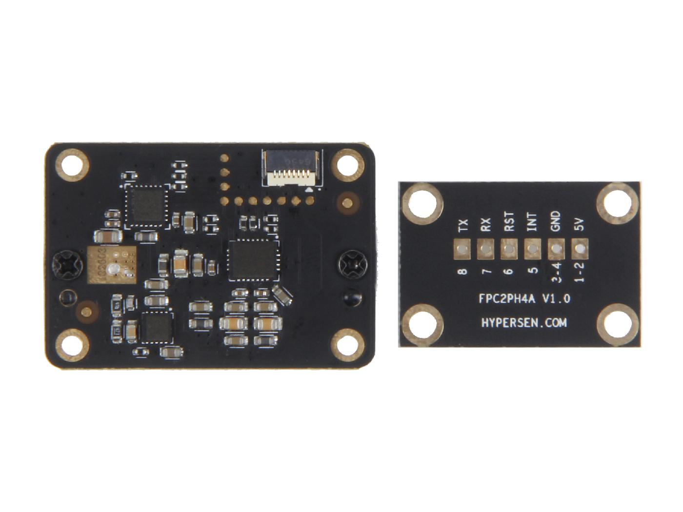 HPS-167 ToF Infrared Distance Measuring sensor(0.08-35m)