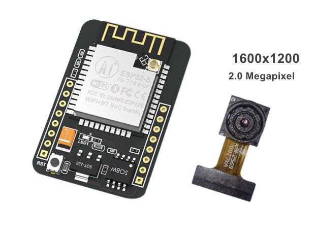 ESP32-CAM Development Board(with camera)