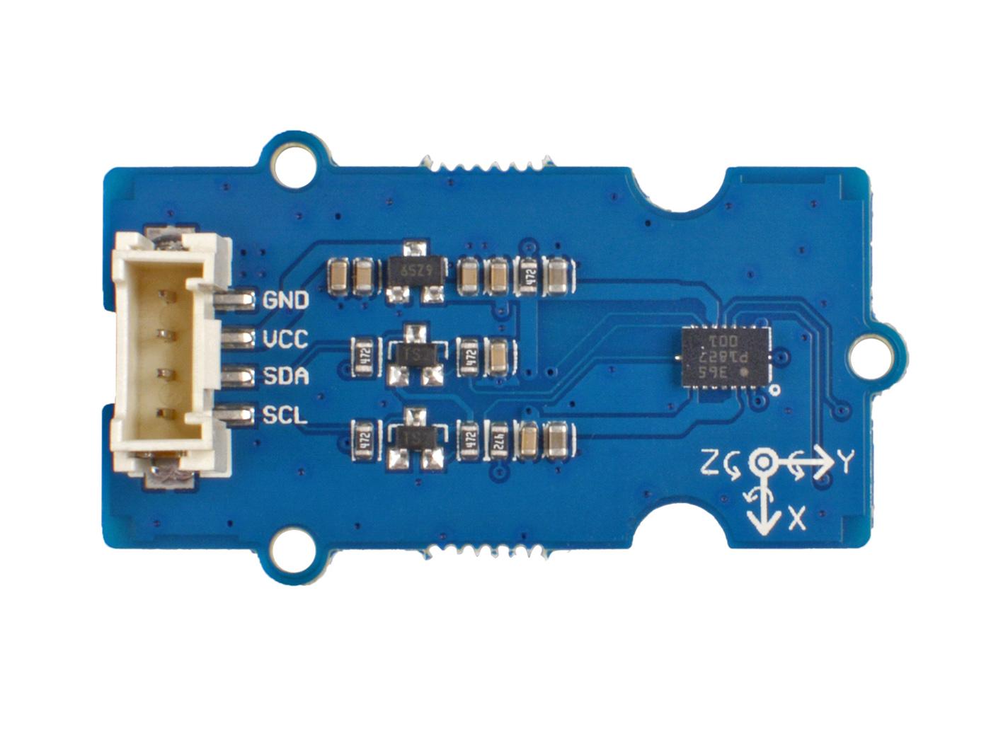 Grove - 6-Axis Accelerometer&Gyroscope (BMI088)