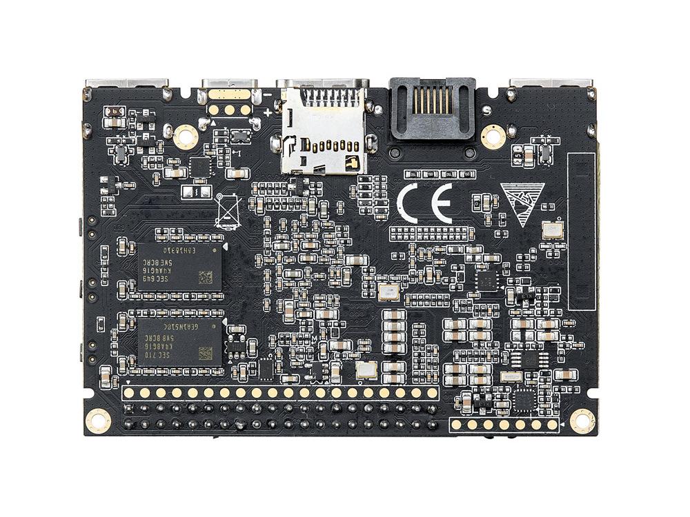 Khadas VIM2 Max Open Source SBC/TV Box 3GB+64GB Wi-Fi Gigabit LAN with WOL Multi-System-Compatibility 4K